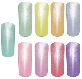 Pastel Metallic Gel - 15ml